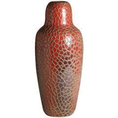 Vase by Jean Baptiste Massier