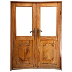 Antique French Ship Doors