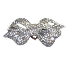 1930's Vogue Dress Clip