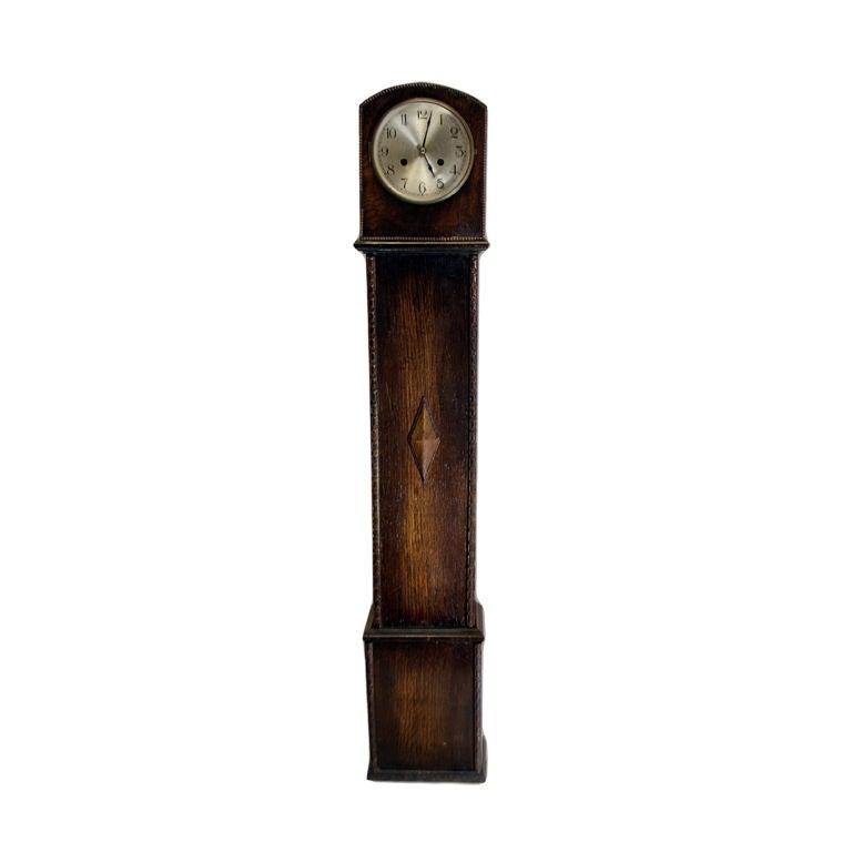 1930s English Grandmother Clock