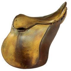 Antique English Riding Saddle