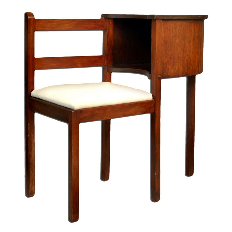 American Telephone Chair For Sale At 1stdibs
