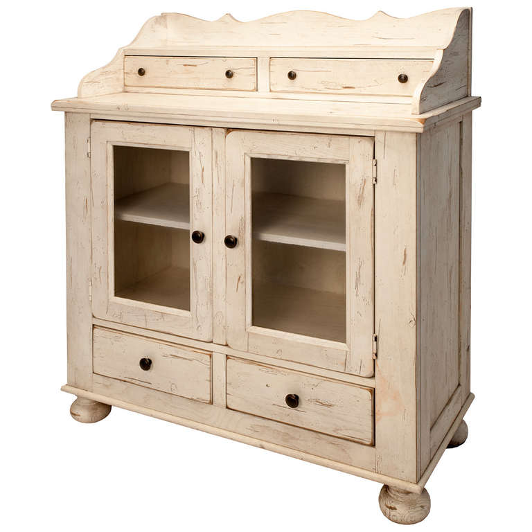 Attic Heirloom Jelly Cabinet For Sale at 1stdibs