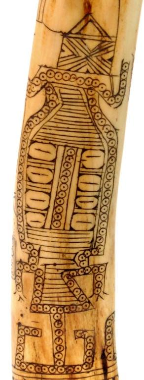 Wood Batak Medicine Bone For Sale