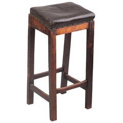Antique Architect's Stool