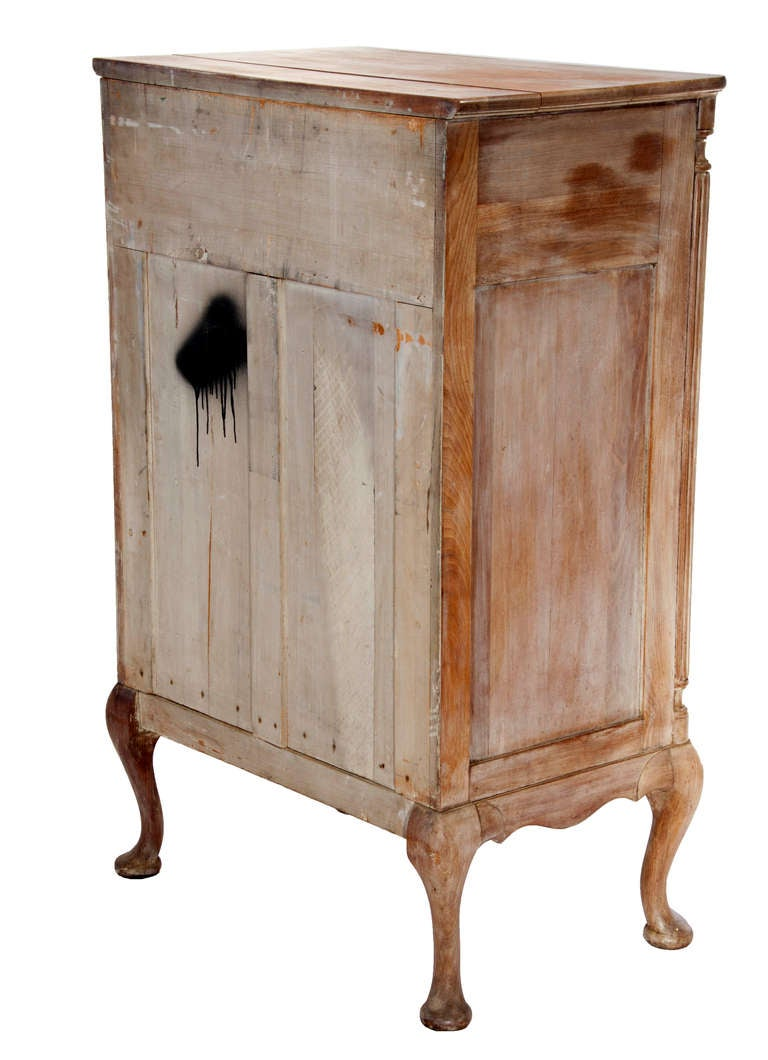 Queen Anne Style Chest of Drawers 5