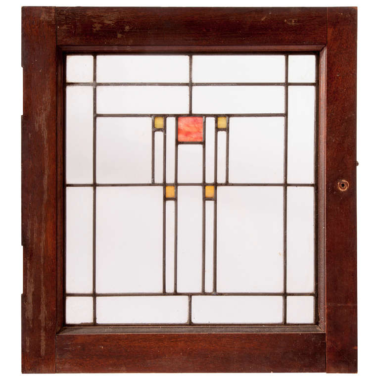 Square Stained Glass Windows For Sale