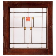Square Stained Glass Windows