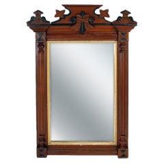 American Victorian Renaissance Revival Mirror