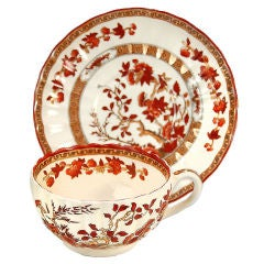 Spode Indian Tree Cup and Saucer