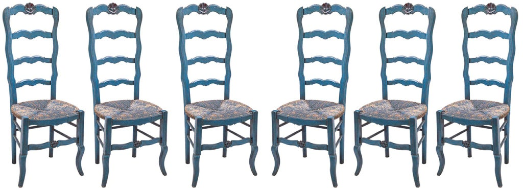 French 1980 Jacques Grange Table and Chairs from France For Sale