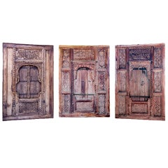 Ancient Tibetan Windows