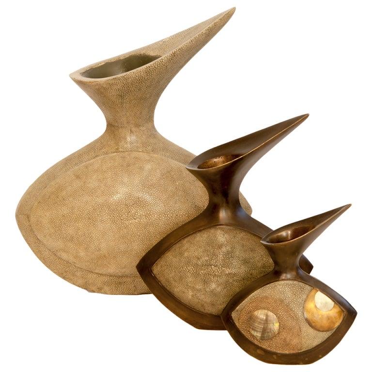 Vases by R & Y Augousti