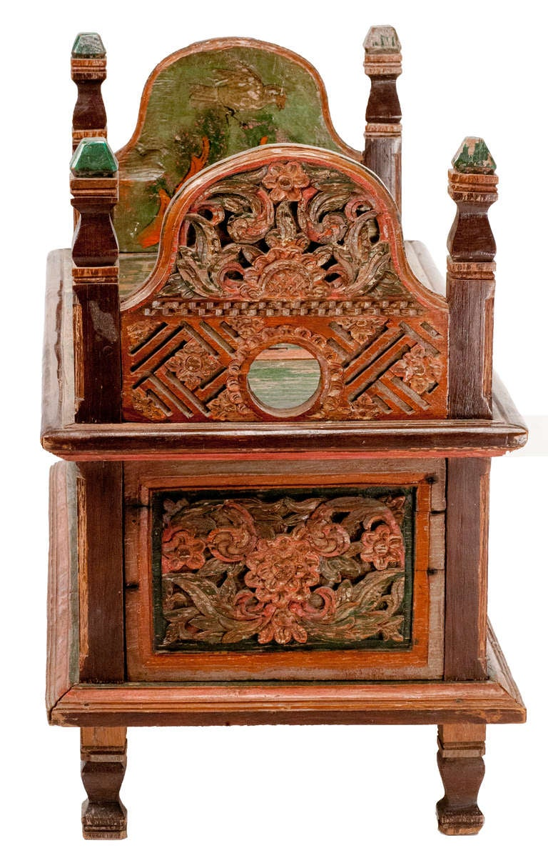 small indian dowery chest for sale at 1stdibs