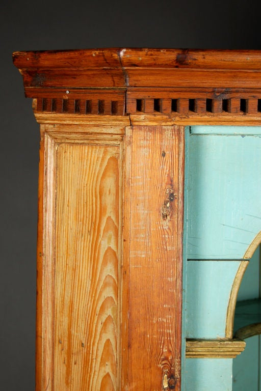 Early 20th Century French Corner Cabinet At 1stdibs