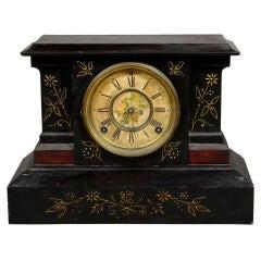 Victorian Ansonia Mantel Clock