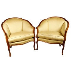 Pair of Versant Chairs