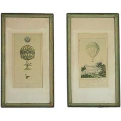 Vintage Balloon Prints