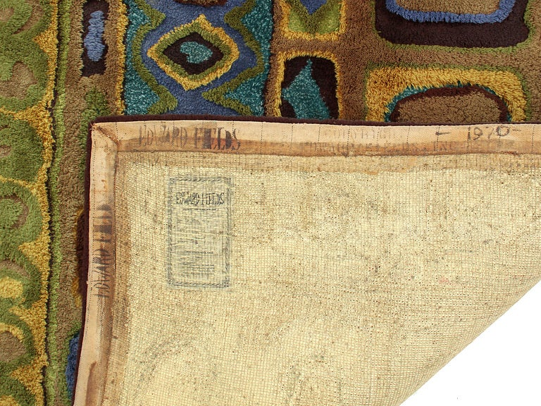 Rug By Edward Fields At 1stdibs