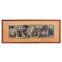 ceramic tile artwork by Victoria Littlejohn