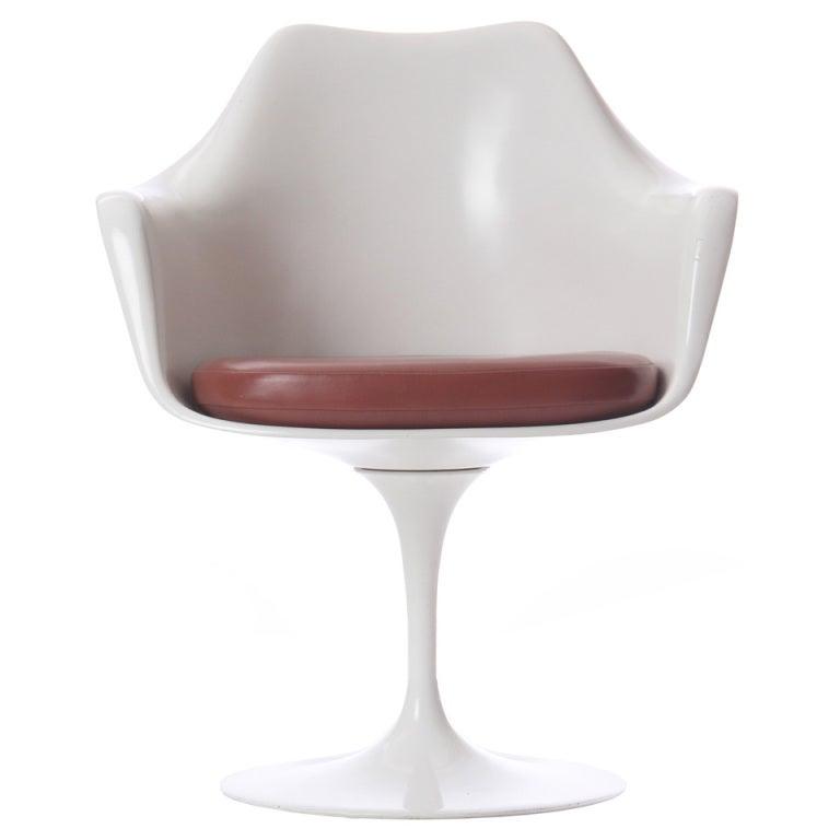 Tulip Armchair By Eero Saarinen For Sale At 1stdibs