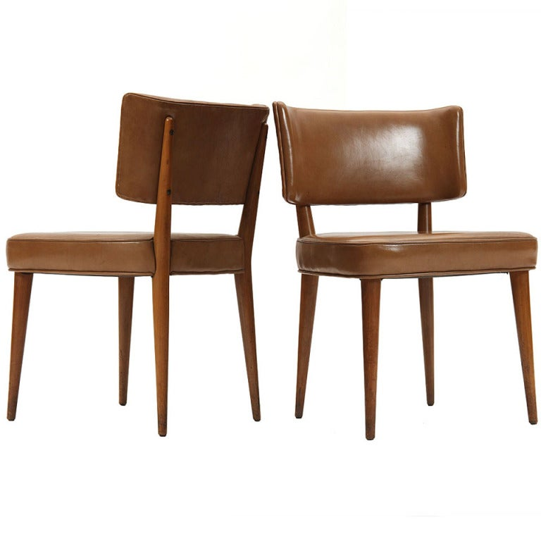 The bridge chair by edward wormley for sale at 1stdibs - Edward wormley chairs ...