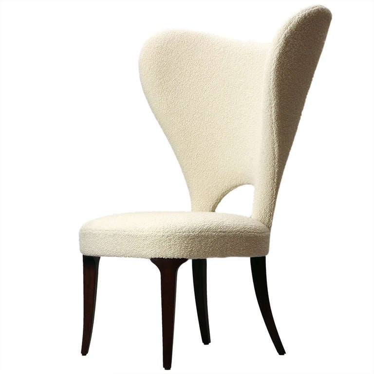 Heart chair by edward wormley for sale at 1stdibs - Edward wormley chairs ...
