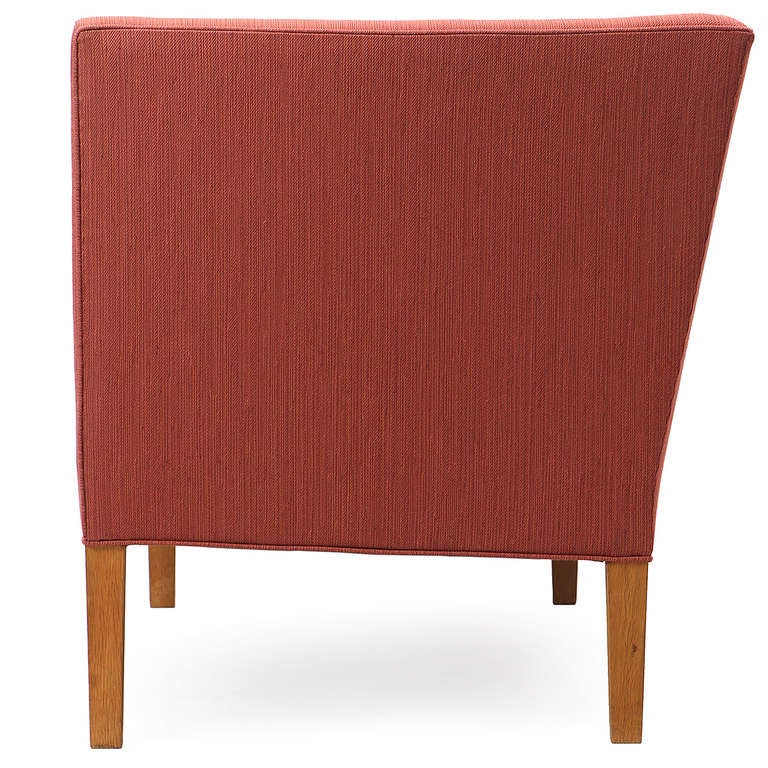 Danish Settee by Grete Jalk For Sale