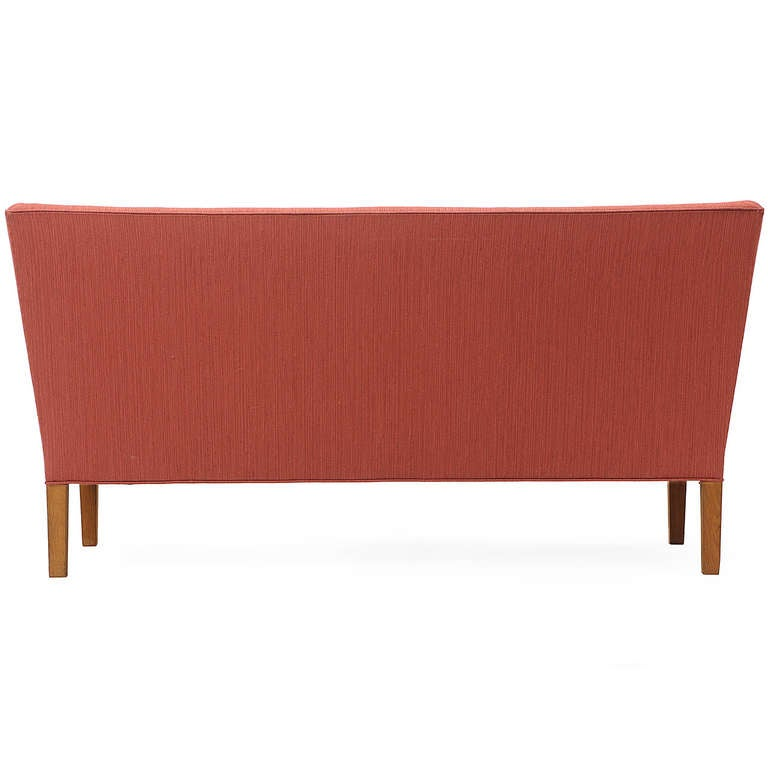 Mid-20th Century Settee by Grete Jalk For Sale