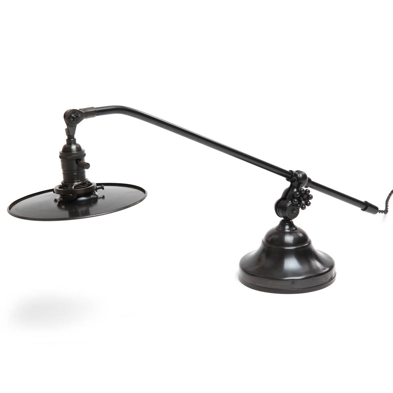 Articulating Desk Lamp by O.C. White For Sale at 1stdibs