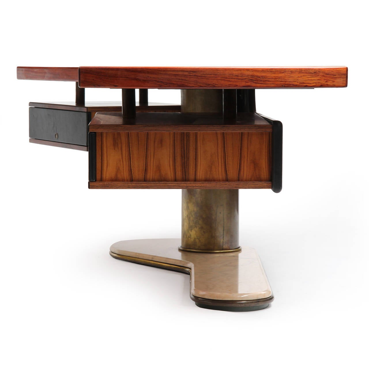 Italian Executive Desk For Sale at 1stdibs