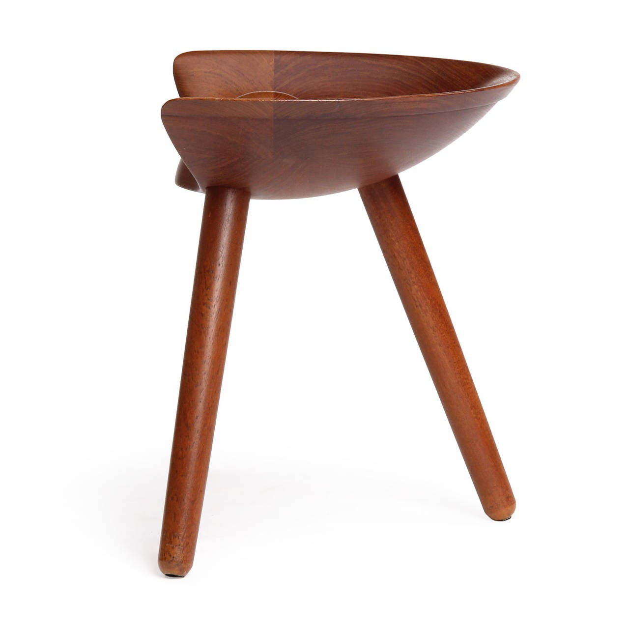 Stool By Mogens Lassen For Sale At 1stdibs