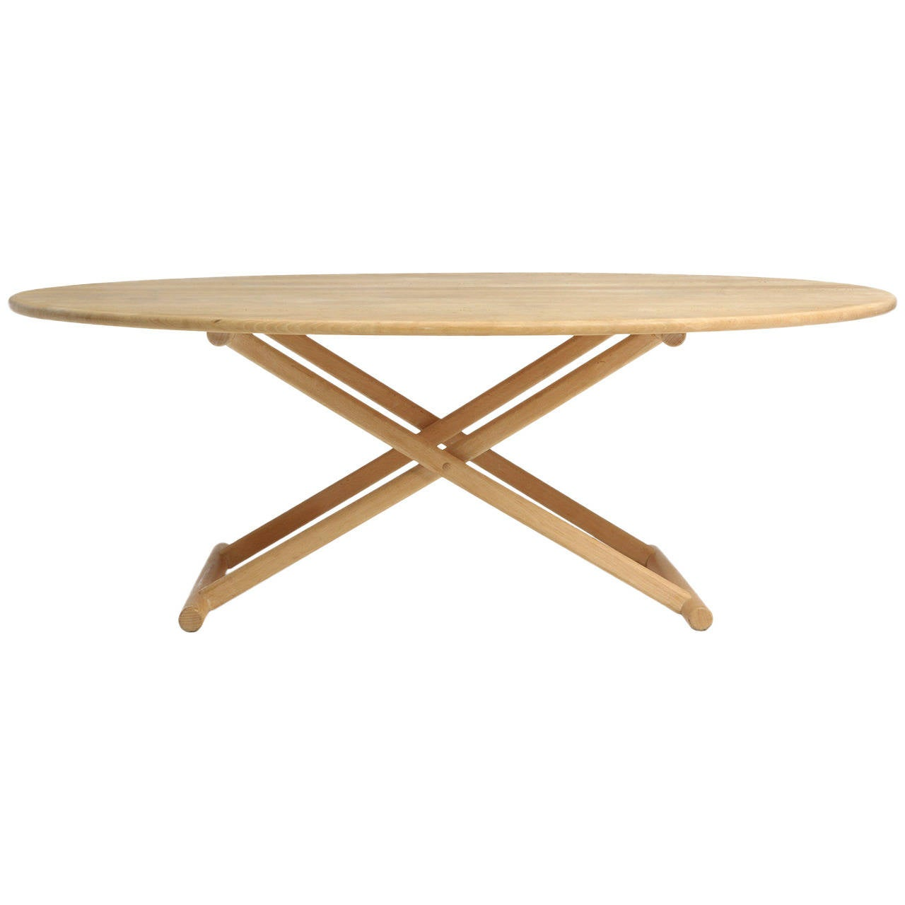 Oval Low Table For Sale