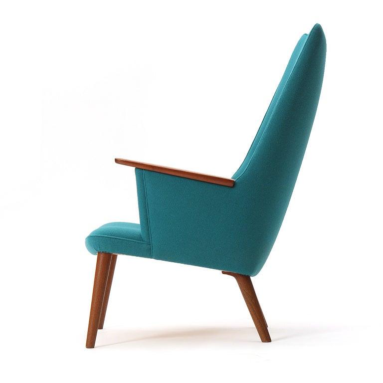 High Back Chair by Hans J. Wegner 4