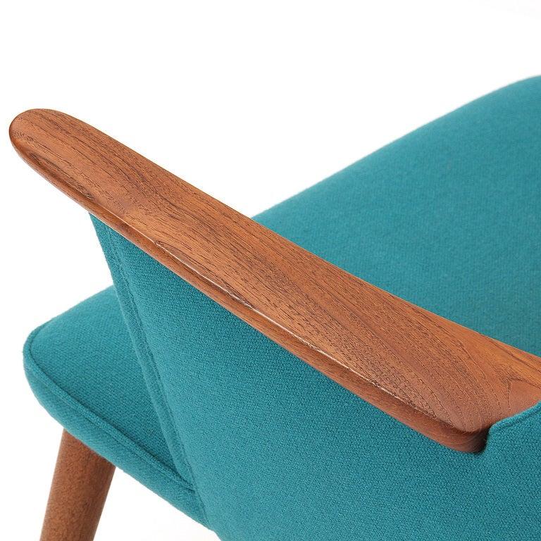 High Back Chair by Hans J. Wegner 7