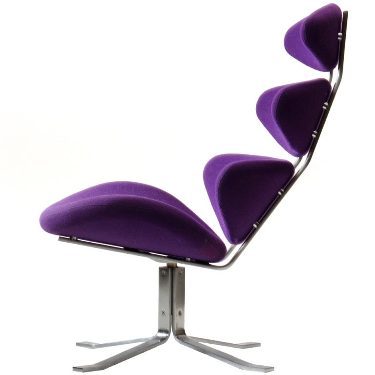 Corona Chair By Poul Volther 1