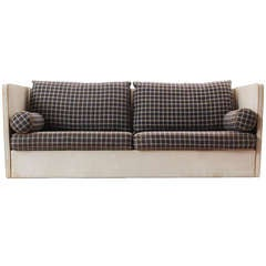 Even-Arm Settee Sofa by Nanna Ditzel