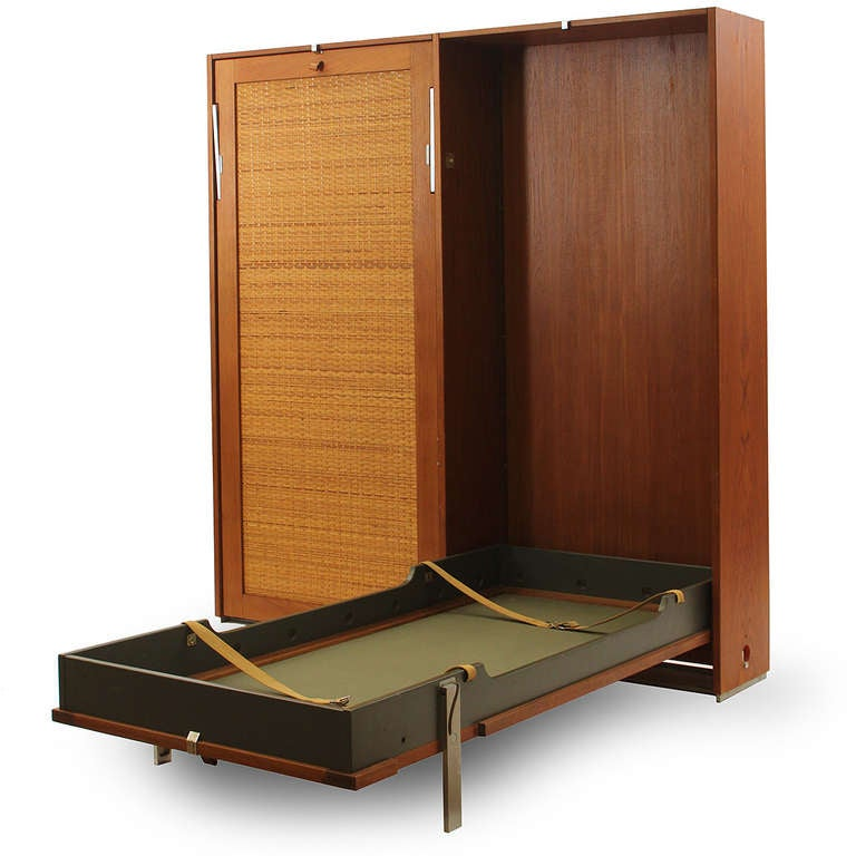 Double murphy bed by hans j wegner at 1stdibs - Searching for a contemporary murphy beds ...