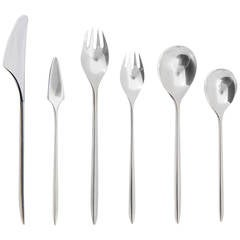 Trinita Sterling Flatware by Cohr