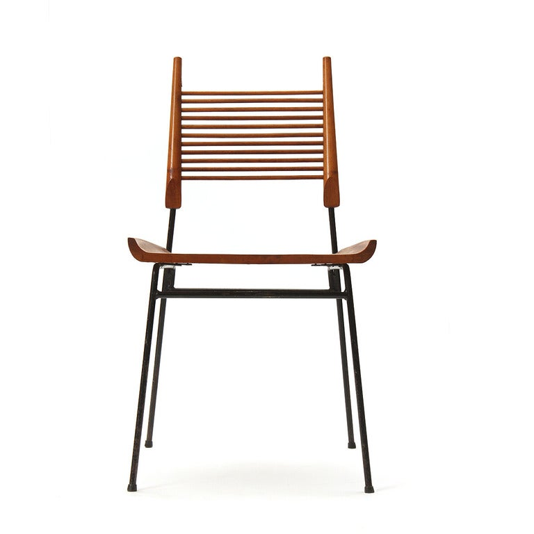 Graphic Side Chair by Paul McCobb For Sale at 1stdibs