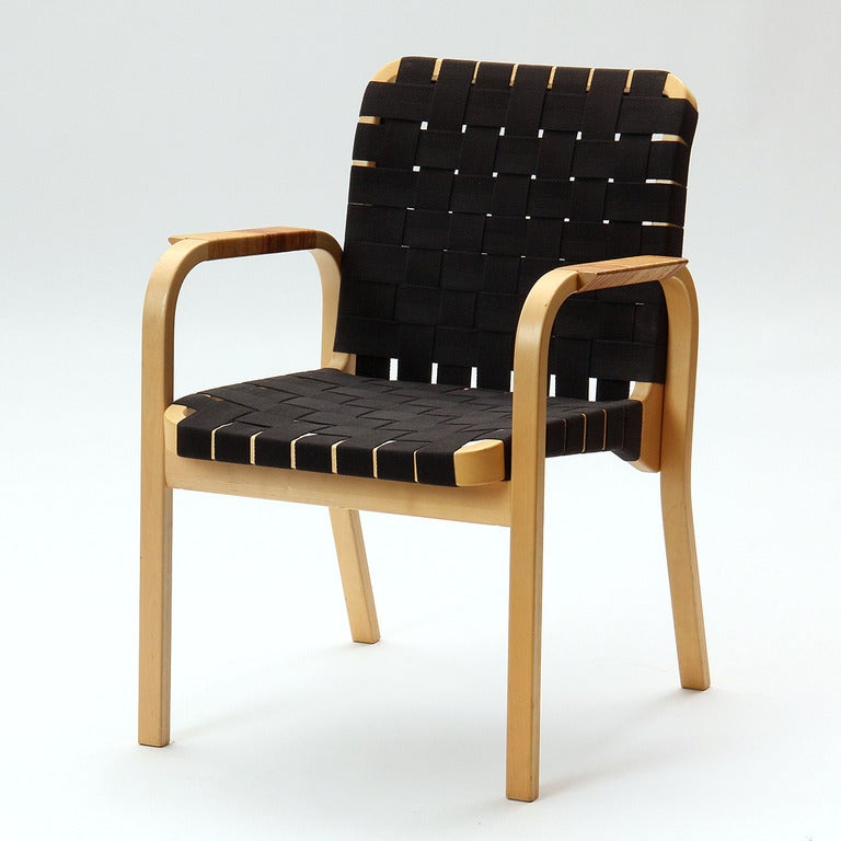 arm chair by alvar aalto for sale at 1stdibs