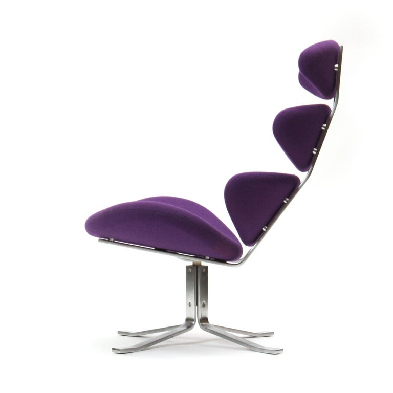 Corona Chair By Poul Volther 4