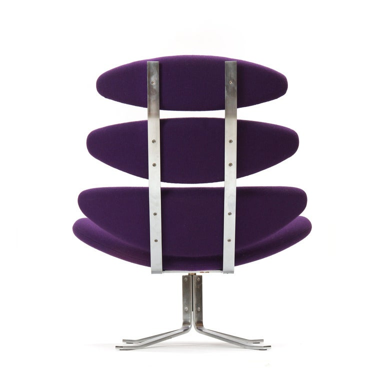 Corona Chair By Poul Volther 6