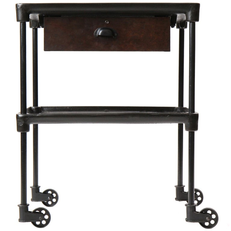 Cast Iron Cart By New Britain At 1stdibs
