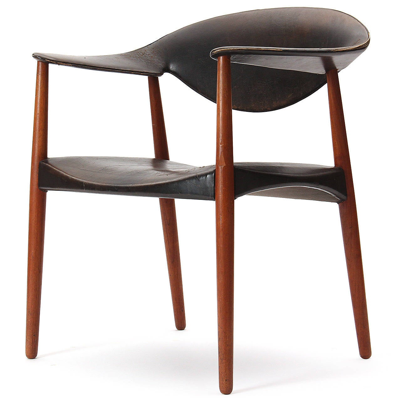Metropolitan Chair by Larsen and Madsen For Sale at 1stdibs