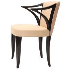 Rare Janus Chair by Edward Wormley for Dunbar