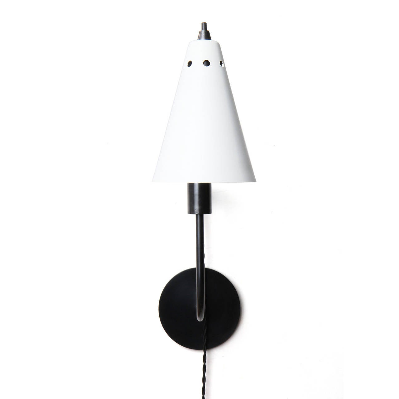 Adjustable Wall Lamps by Heifetz For Sale at 1stdibs