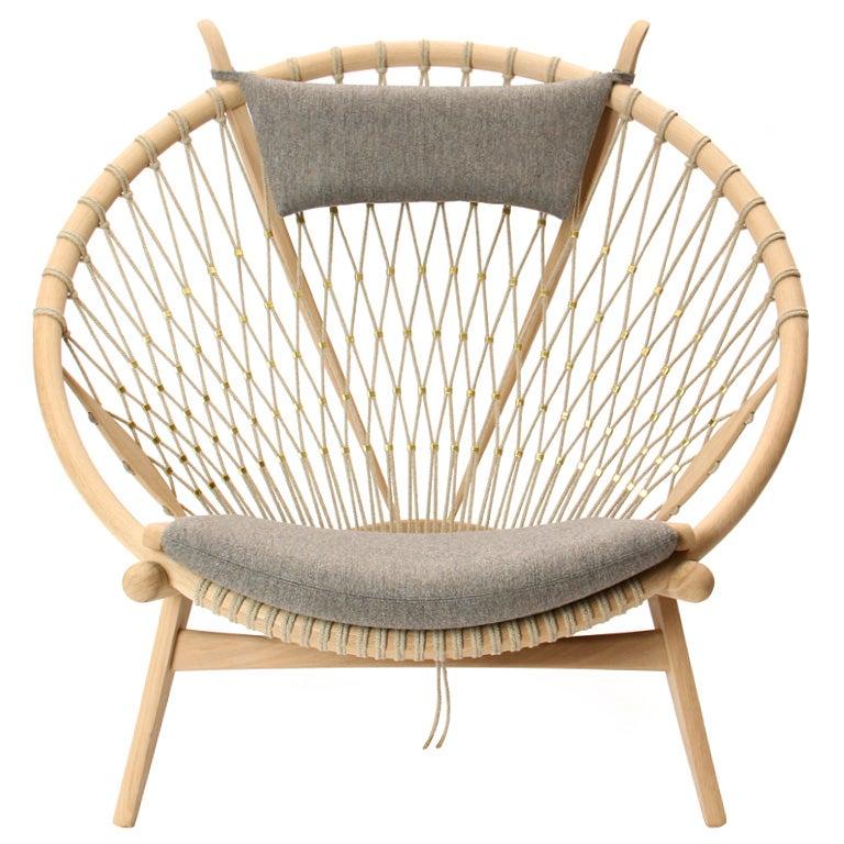 the Circle Chair by Hans J. Wegner at 1stdibs