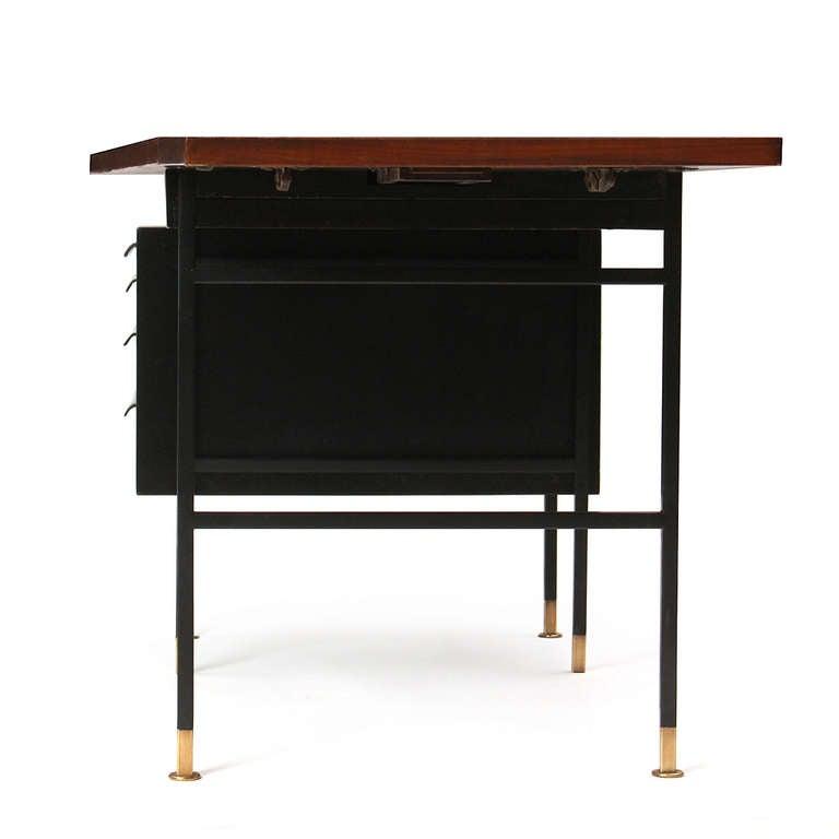 Mid-20th Century Drop-Leaf Desk by Edward Wormley for Dunbar For Sale