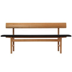 Shaker Bench by Borge Mogensen